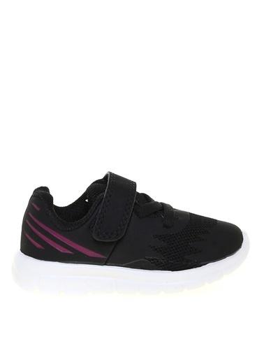 Limon Company Limon Siyah - Fuşya Kadın Yürüyüş Ayakkabısı Siyah